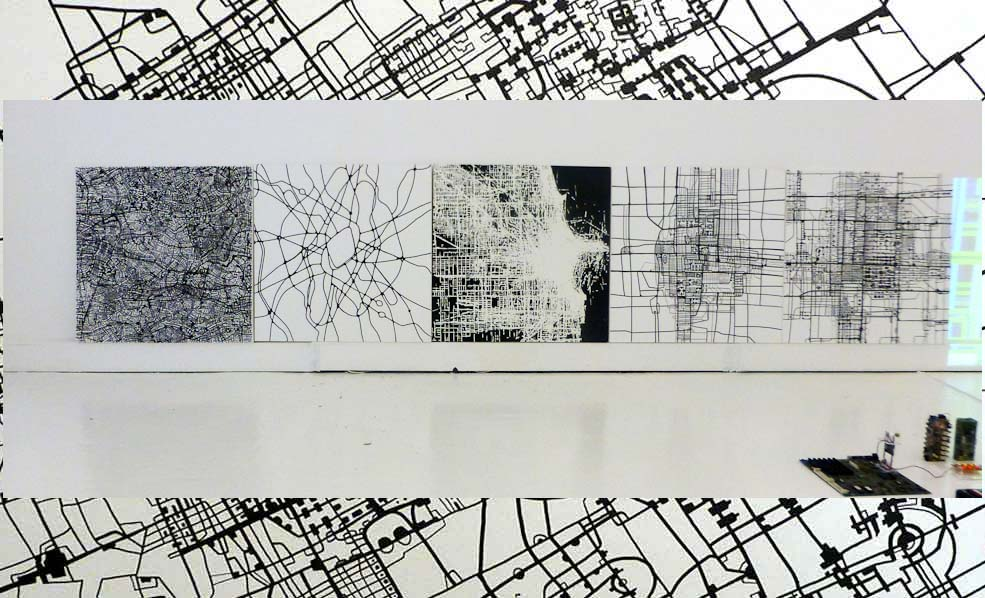 Networks In The Emergent City. 2010